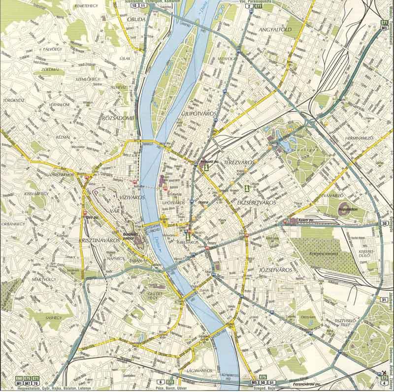 kart budapest sentrum Fakta & Kart kart budapest sentrum