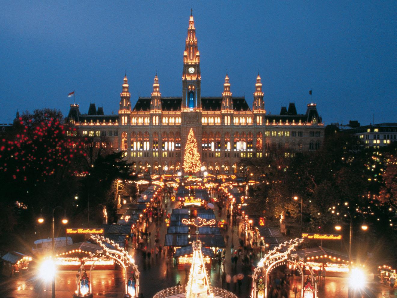 Adventi varázslat Bécsben - több időpontban foglalható